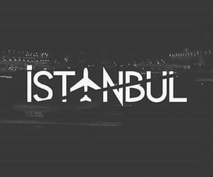 istanbul, turkey, and Turkish image