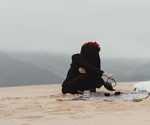 niqab and muslima image