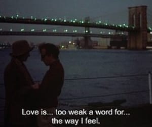 annie hall, movie, and quote image