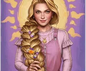 disney, princess, and enredados image
