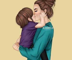 amor, hijo, and mama image