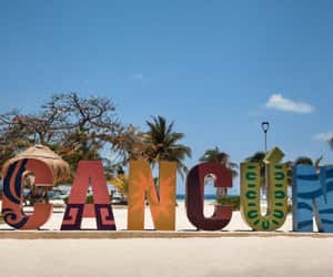 cancun, travel, and krystalcancuntimeshare image