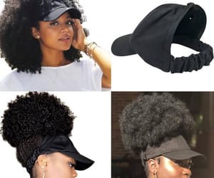 black women, long, and style image