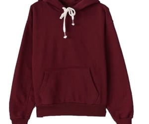 hoodie, red, and transparent image