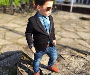 style and kids fashion image