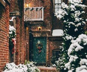 holidays, winter, and xmas image