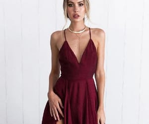 red prom dresses, prom dresses for cheap, and prom dresses sexy image