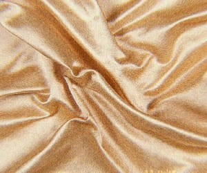 gold, aesthetic, and silk image