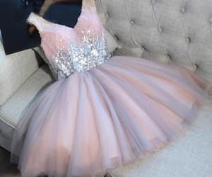 a-line prom dresses, sexy homecoming dress, and v-neck homecoming dress image