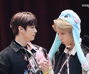 han, JYP, and kpop image