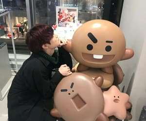 aesthetic, kpop, and cute image