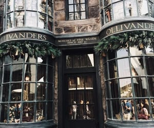 harry potter and ollivanders image