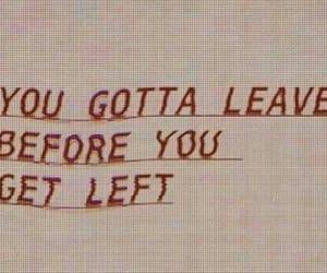 leave me left image