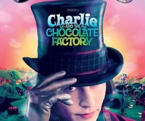 movie, chocolate, and johnny depp image