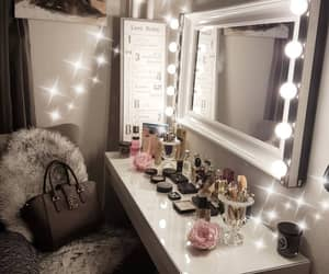 luxury, makeup, and vanity image