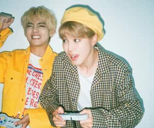 bts, jimin, and taehyung image