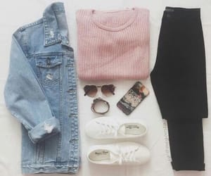 clothes, fashion, and hipster fashion image