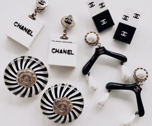 chanel, fashion, and jewelry image