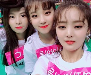 minnie, soyeon, and soojin image