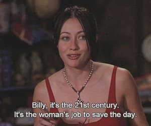 goals, quote, and shannon doherty image