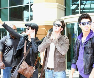 JB, Joe Jonas, and jonas brothers image