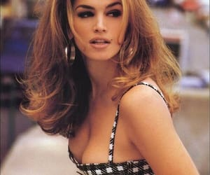 cindy crawford, model, and beauty image