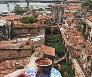 cities, coffee, and istanbul image