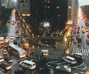 cities, nights, and lights image