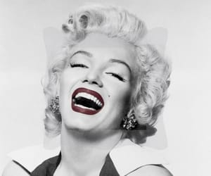 beauty, monroe, and iconic image