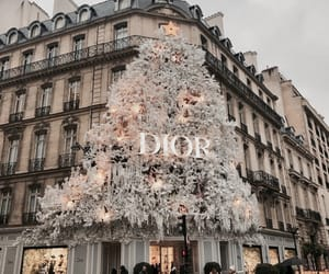 christmas, dior, and fashion image