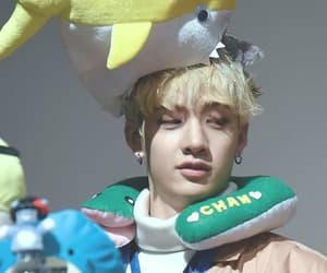 Chan, Christopher, and stray kids image