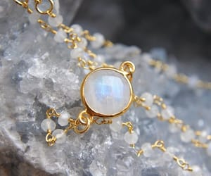 etsy, gifts for mom, and rainbow moonstone image