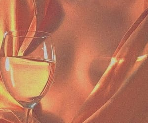 wine, aesthetic, and peach image