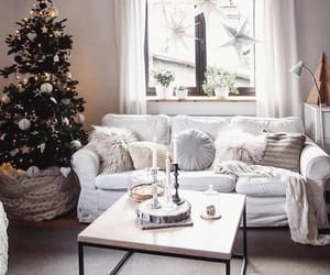 home, inspiration, and déco noël image