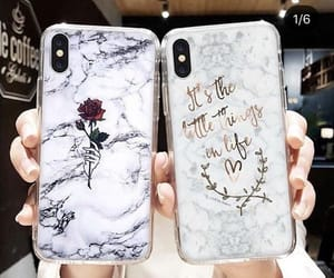 android, apple, and case image