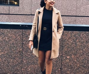 fashion, fille, and girl image