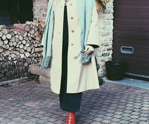 classy, winter fashion, and ootd image