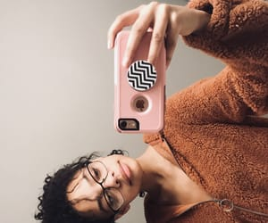 curly hair, mixed, and tumblr image