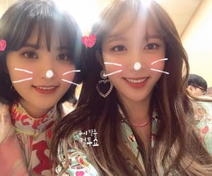 junghwa, exid, and hani image