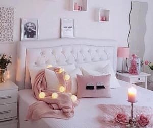 pink and decorations image