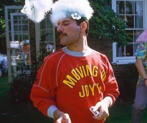 Queen, aesthetic, and Freddie Mercury image