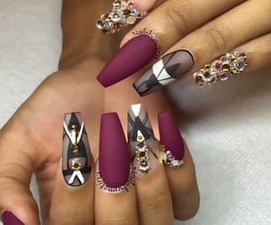 beautiful, cute, and nails image