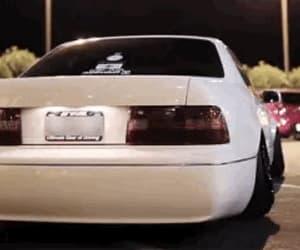 car, drift, and gif image