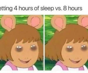 funny, sleep, and HAHAHA image