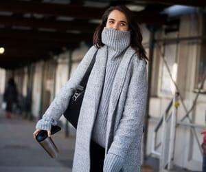 coat, fashion, and pretty image