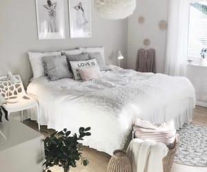 home, beautiful, and bedroom image