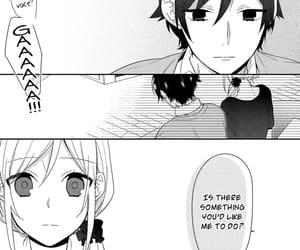 manga, romance, and miyamura image