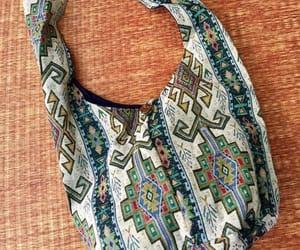 boho, shoulder bag, and etsy image