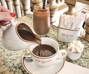 chocolate, classy, and coffee shop image