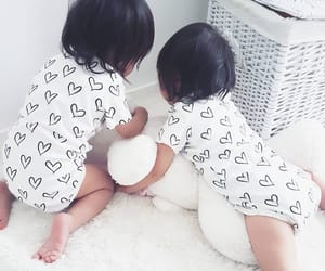 babies, childhood, and children image